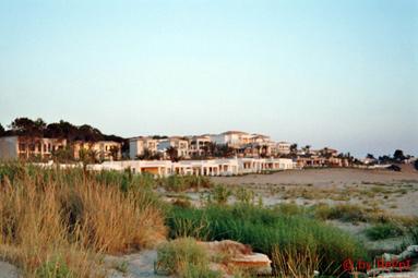 """Ein Teil der Hotelanlange """"Grecotel Olympia Riviera"""""""